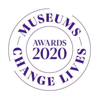 Museums Change Lives Award Logo
